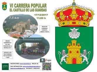 VI Carrera Urbana Castillo de las Guardas.