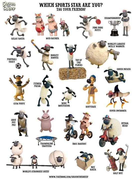 15 Best Anime Shaun The Sheep Images On Pinterest