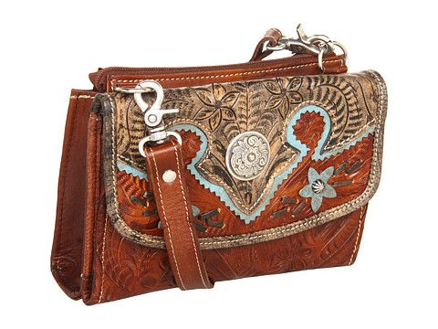 American West Texas 2 Step Grab-and-Go Combination Bag on Zappos.com