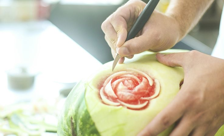 Once reserved for entertaining royalty in Thailand, the art of fruit carving known as Kae Sa Luk, is becoming more popular internationally. Find out more at www.racqliving.com.au
