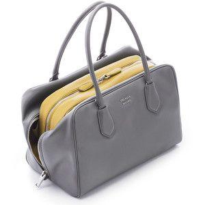 A Close Look at the New Prada Inside Bag