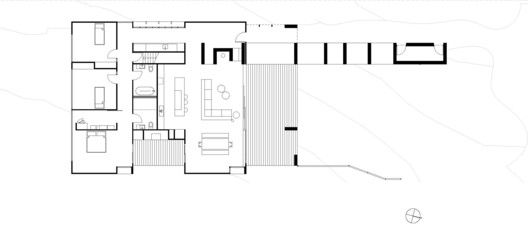 Blairgowrie Back Beach,Ground Floor Plan