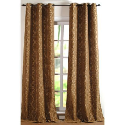 Curtains Ideas cheap brown curtains : 1000+ ideas about Brown Curtains on Pinterest | Brown color ...
