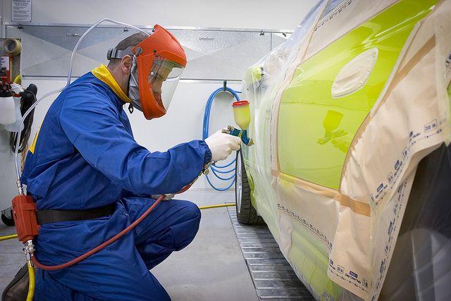 5 Tips On Spray Painting a Car