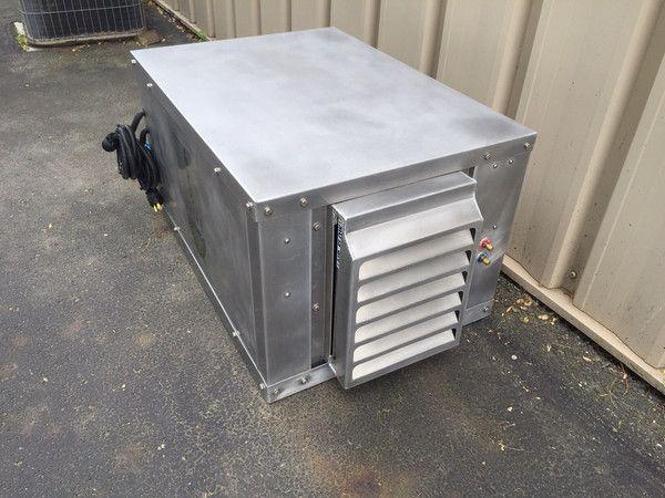 Generador de Agua atmosférica Agua Gr8