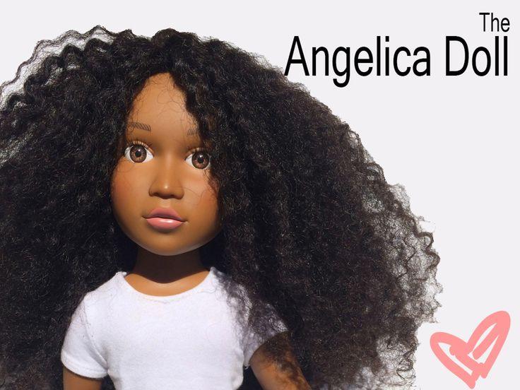 Pleasant 35 Best Images About Black Doll Favorites On Pinterest Muslim Short Hairstyles Gunalazisus