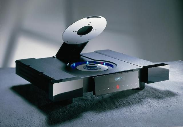 """Gryphon - Mikado ,Audiophile High End CD Player"" !...  http://about.me/Samissomar"