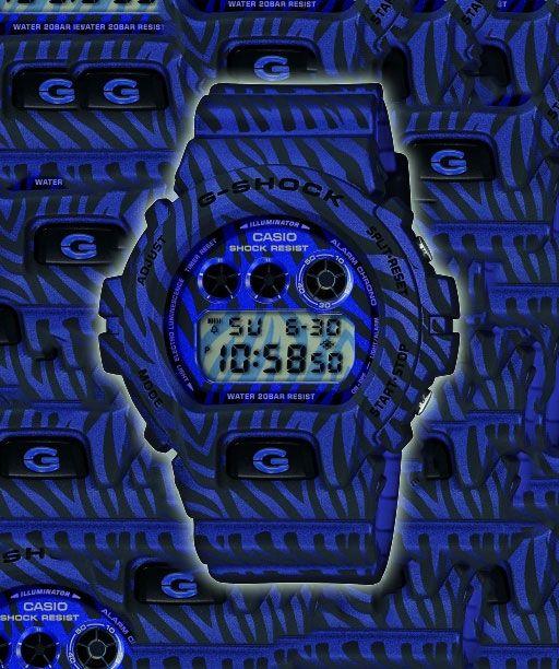 CASIO G-SHOCK DW-6900ZB-2ER