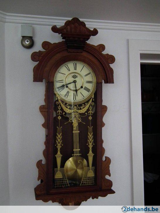 oude klok - opknapper