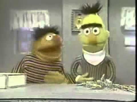 Bert & Ernie:  Pretend Feelings Game