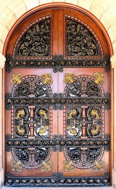 Doors ~Barcelona, Spain