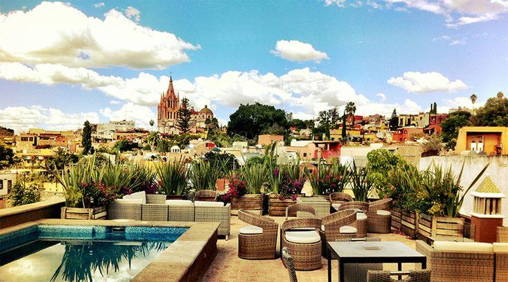 Nena Boutique Hotel - San Miguel de Allende