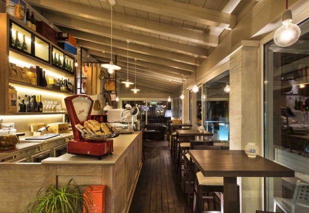 TECNAM Progettazione arredamento ristoranti, bar, pub, discoteche: progettazione : la luma - osteria wine bar - virgilio mantova - 2013 (gallery 026- la luma- progettazione e arredamento bar ristoranti)