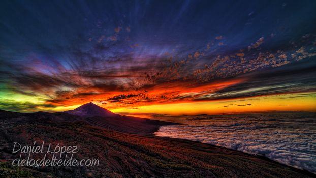 Puesta Sol Teide_facebook