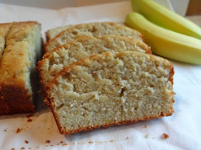 Swoon Worthy Buttermilk Banana Bread!