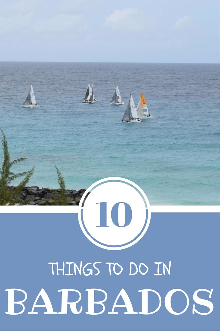 Top ten things to do in Barbados include beaches, local food, drinks, and taking in the scenery. This Caribbean Island is the perfect vacation destination.