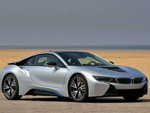 Hybrid Concept Sport Car Wallpaper