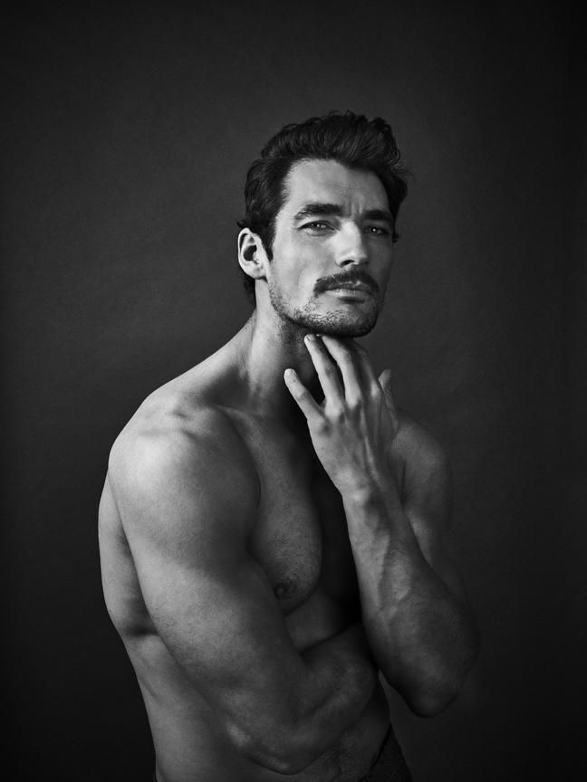 Some Wednesday eye-candy David Gandy (@DGandyOfficial) from my @ejaf project iCons! Terrific businessman & great guy.