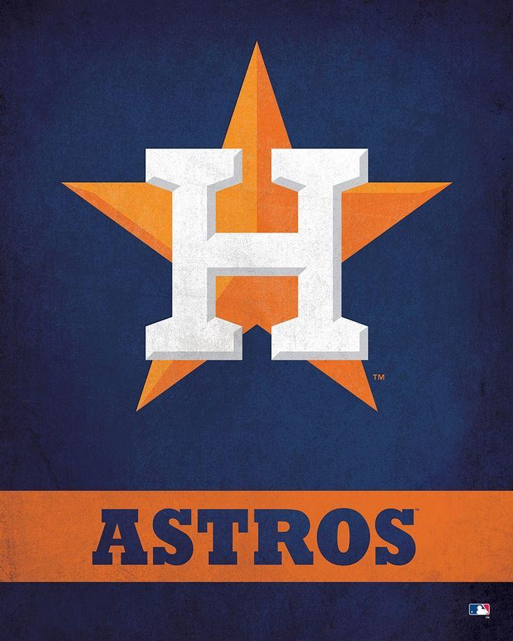 Houston Astros Logo $24.99