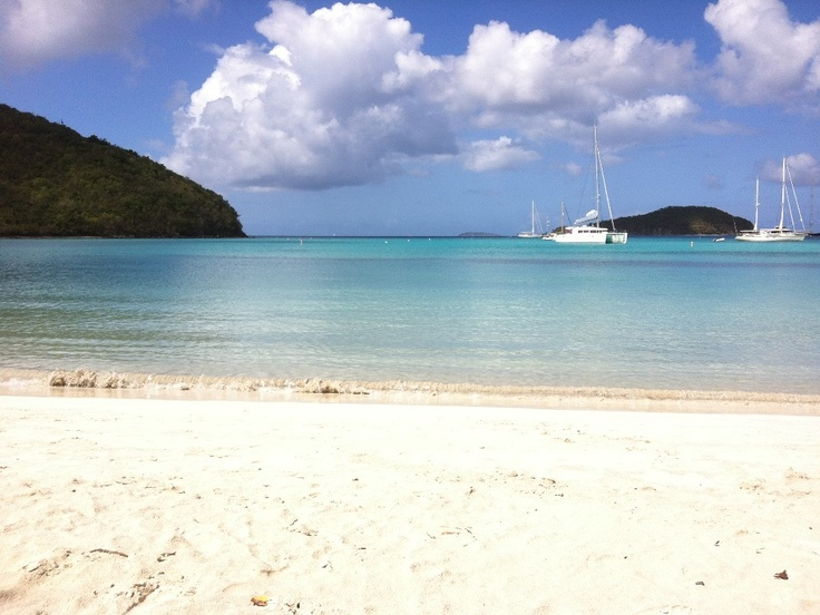 Cinnamon Bay - St. John is just a 20 minute ride on the Red Hook ferry.