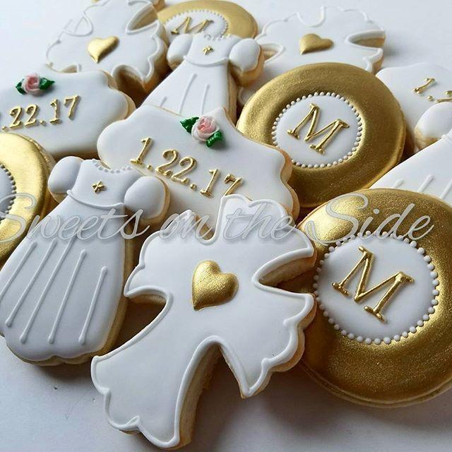 Baptism cookies for one very loved little girl. #baptismcookies #firstcommunioncookies #crosscookies #monogramcookies #cookieclasses #customdesigncookies #okc #oklahomacity #metrookc #artisancookies #sugarcookiesokc #shoplocal #cookieart #cookieartist #edmond #metroedmond #okcmetro #sugarcookies #cookiers #customcookies #gourmetcookies
