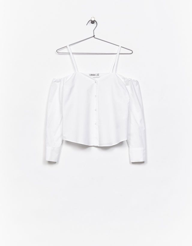Shirts - CLOTHES - WOMAN - Bershka