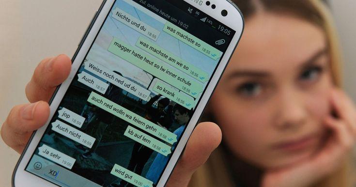 Dort, wo für Text wenig Platz ist, sind Internet-Abkürzungen durchaus praktisch…