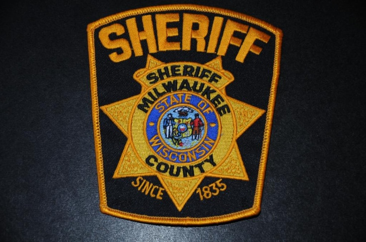 Milwaukee county sheriff patch wisconsin current issue