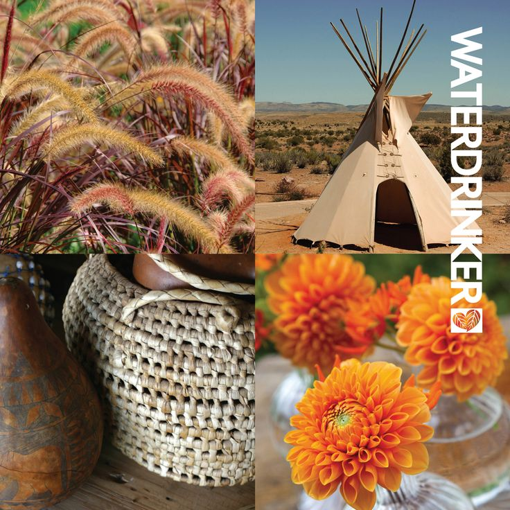 TIPI STYLE! Get inspired by Waterdrinker