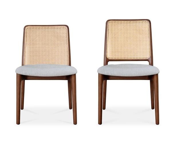 25 Best Ideas About Rattan Dining Chairs On Pinterest