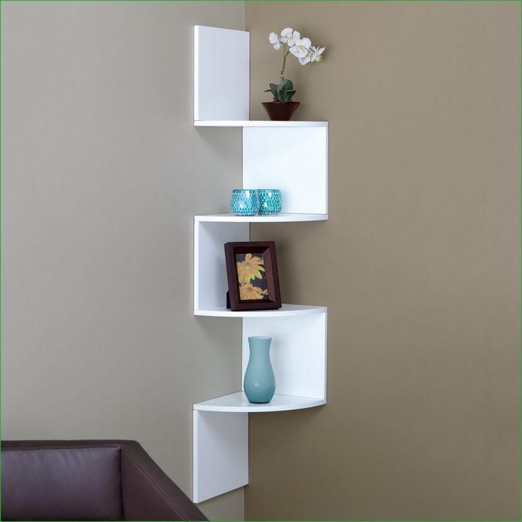 Best 25+ Corner Wall Shelves Ideas On Pinterest