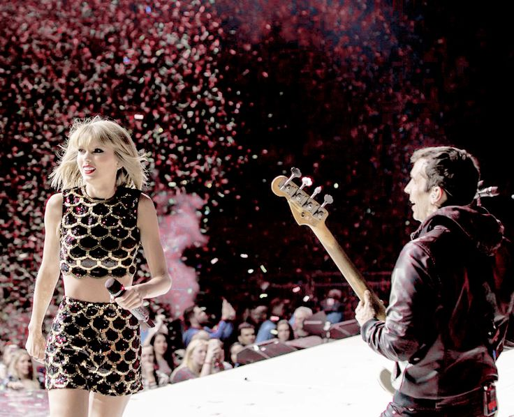 Taylor Swift at Capital FM's Jingle Bell Ball