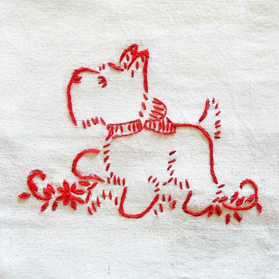 redwork sample