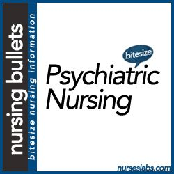 225 Nursing Bullets: Psychiatric Nursing Reviewer: perfect for my new job :)