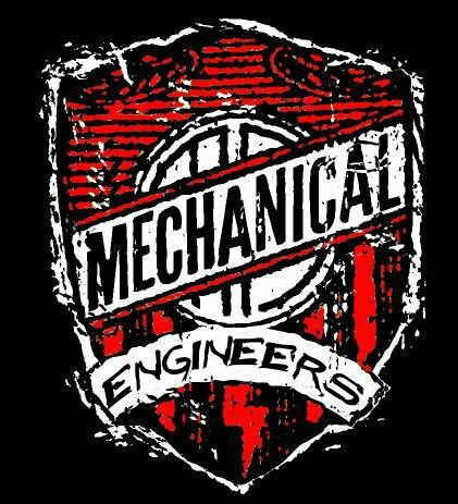 Mechanical Engineers Logo.                                                                                                                                                                                 More