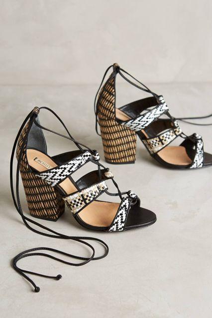 Schutz Evanuza Heels, $180