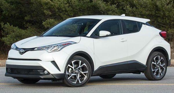 2018 Toyota C Hr Suv Toyota Cars Toyota Suv Cars