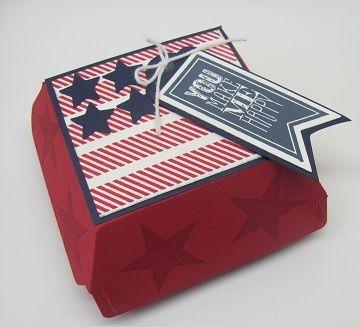 Hamburger box die 005