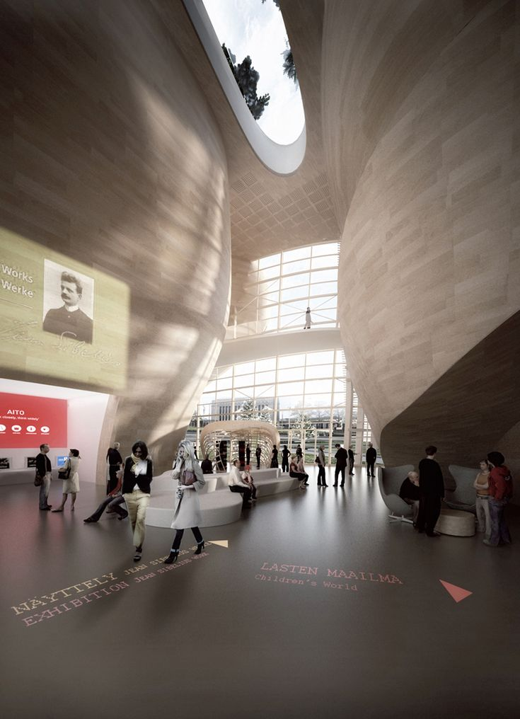 Helsinki Library Competition Proposal By Djuric Tardio Architectes