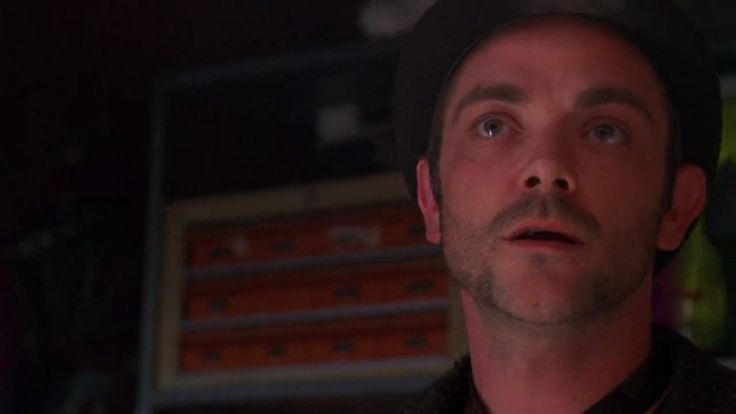 Mark Sheppard looking up as usual. As Badger on Firefly.