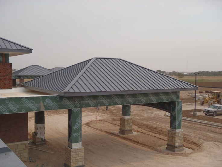 74 best metal roofs images on pinterest metal roof houses metal roof and metal roof colors - Types patio roofing ...