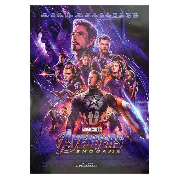 Avengers endgame 2019 poster avengers marvel movie