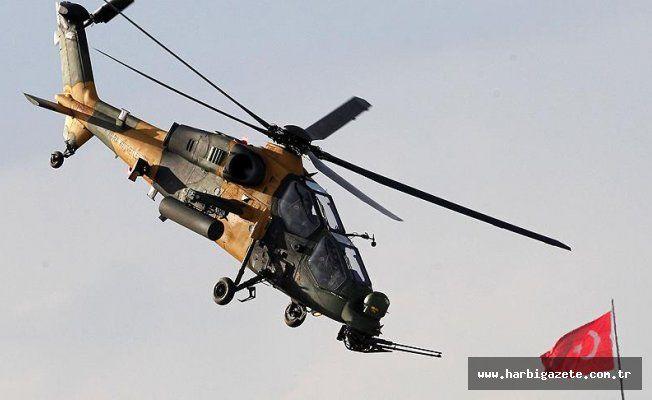 """Atak ihracat için imzayı bekliyor TUSAŞ/TAI Genel Müdürü Kotil, """"Pakistan 30 helikopter alma kararını verdi ama işlemleri sürüyor. Bir terslik olmazsa önümüzdeki günlerde son şeklini imzalarız diye düşünüyorum."""" dedi."""
