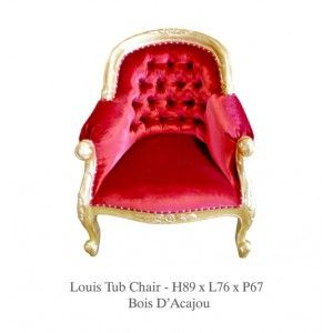 17 best images about fauteuil baroque rouge vente ou location on pinterest baroque mariage. Black Bedroom Furniture Sets. Home Design Ideas