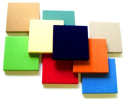 Sound Suede Fabric Wrapped Sound Panels | Acoustical Solutions, Inc.