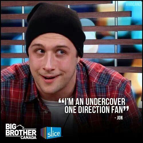 Jon big brother canada 2