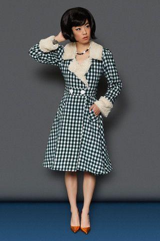 The Vanessa Coat | Tara Starlet