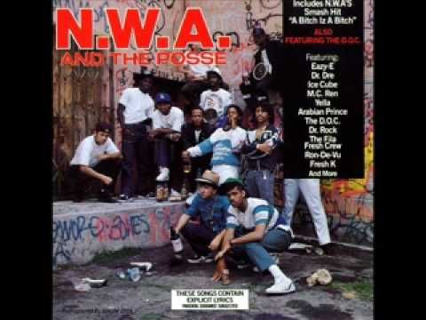 NWA-L.A. Is The Place-NWA And The Posse