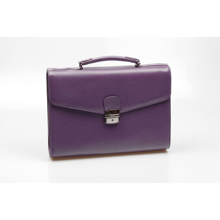 Friends for Leather Compact Briefcase