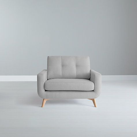 Our Barbican range is inspired by '50s and '60s shapes with a modern twist, featuring retro curves and splayed legs.